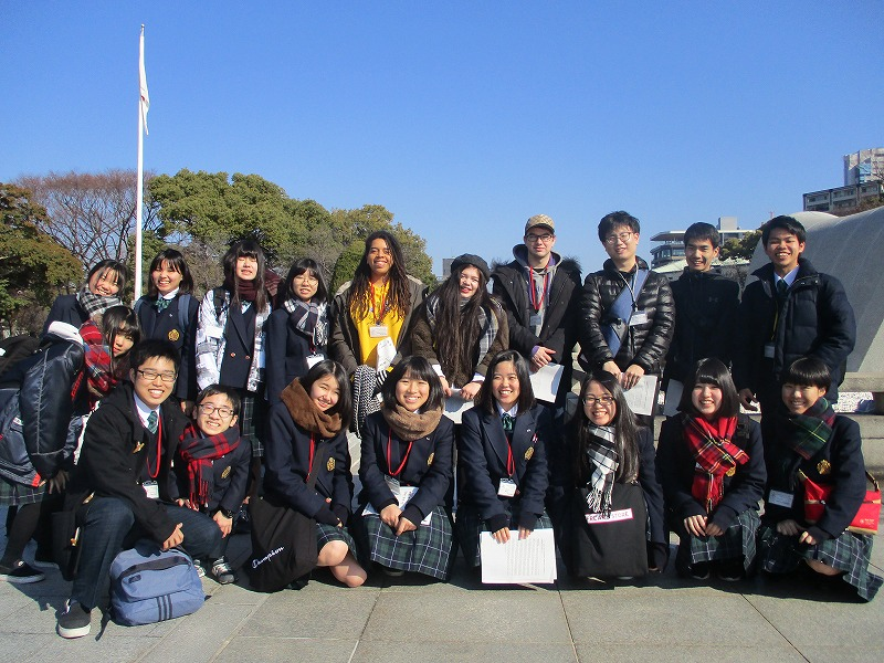 English Guide in 広島・福山 with KUFS peopleの集合写真