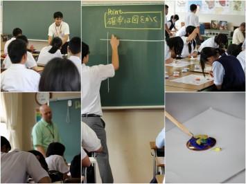 高オープン授業1_Fotor_Collage
