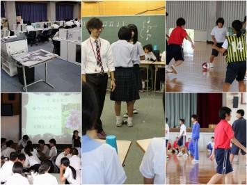 高オープン授業2_Fotor_Collage