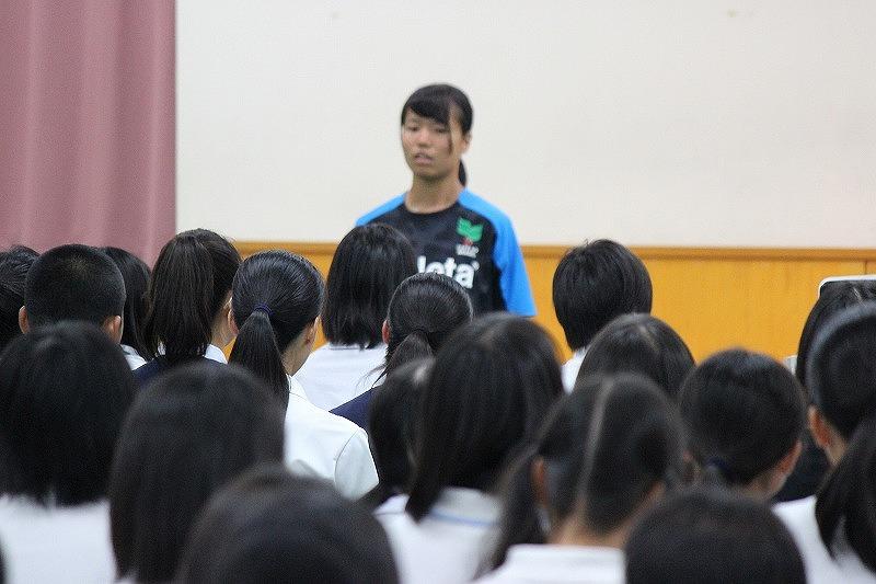 説明会サッカー①