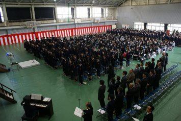 16年度盈進中卒業式 (52)